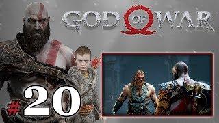"GOD OF WAR [PS4] (18+) #20 - ""Magni i Modi"""