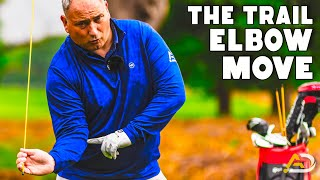 How To Move The Trail Elbow In The Downswing