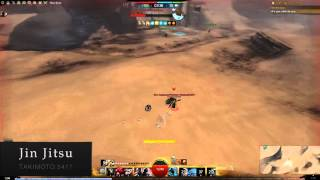 "Thief vs. Platinum ""Nike"" Warrior - Guild Wars 2 WvW"
