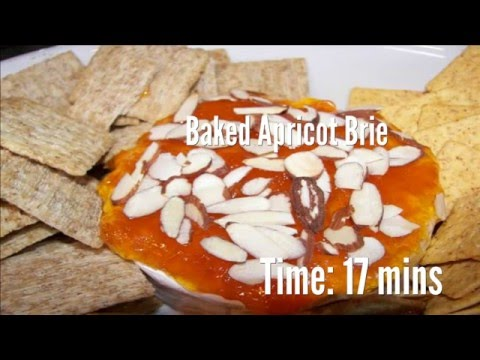 Baked Apricot Brie Recipe