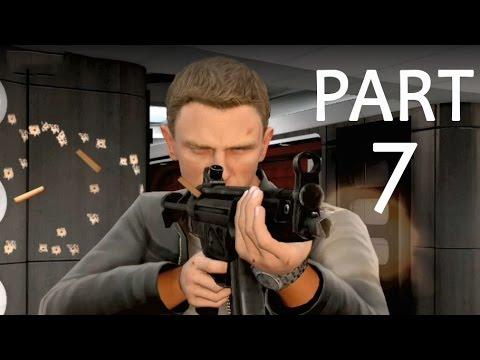 James Bond 007 Blood Stone Walkthrough Gameplay Mission 7