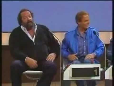 Bud Spencer & Terence Hill bei Wetten Dass...  1983 Part 1/2