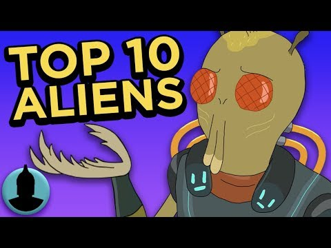 Top 10 Rick and Morty Aliens We Need in Season 3! (Tooned Up S4 E16)