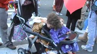 Halloween Parade in Ashland, Oregon