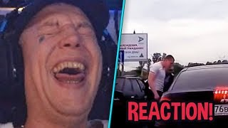 Reaction auf Road Rage Compilation! 😂 | MontanaBlack Reaktion
