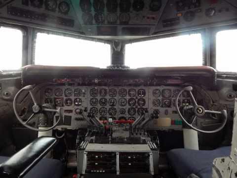 Air Atlantique / Atlantic Air Transport Douglas DC-6A [Baginton]