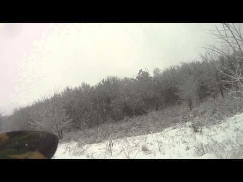 Охота на зайца 04012014