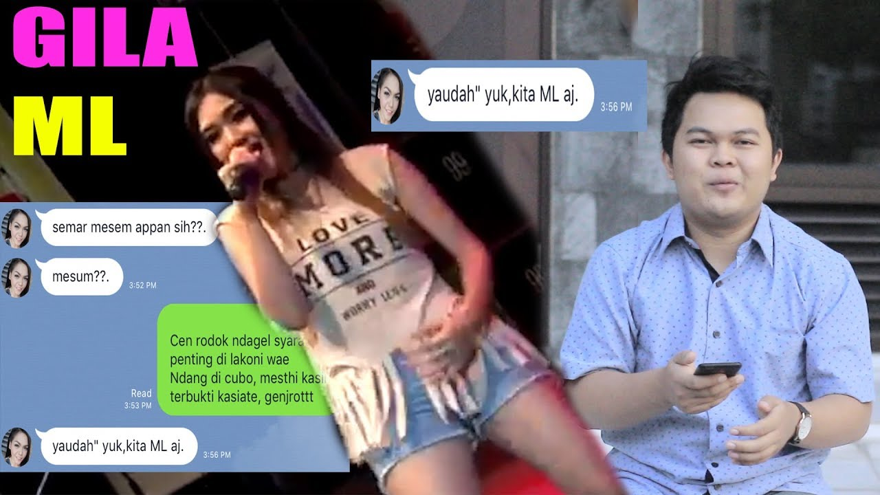 Download Lagu Prank Text Mala Ngajak Ml Jaran Goyang Nella
