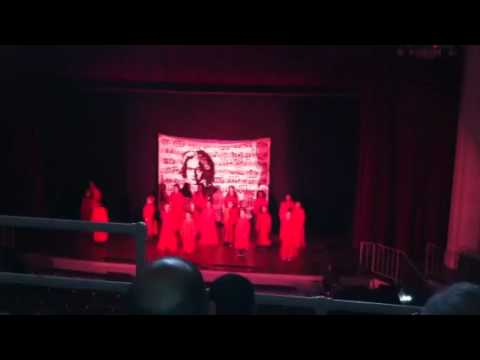 Sanaa school play