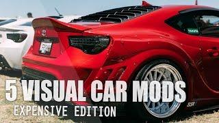 Top 5 Visual DIY Car Mods