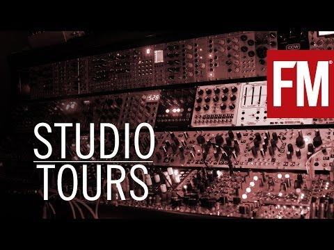 Celldweller - StudioTour