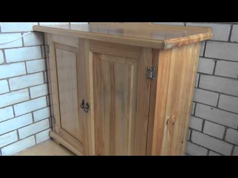 видео: (ч.3) Мебель своими руками/самодельная мебель