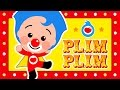 Download El Payaso Plim Plim ♫ En El Circo ♫  Canciones Infantiles MP3 song and Music Video