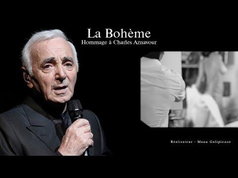 Charles Aznavour, La Bohème