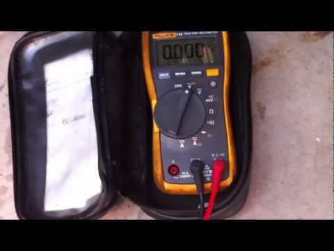 How to test and gap a stator pick up pulsar coil / pickup