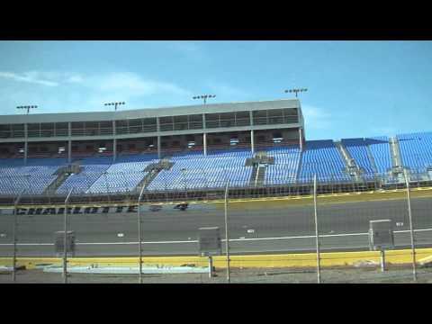 Charlotte Motor Speedway tour