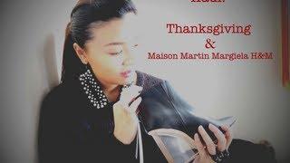 Haul: Pre-Thanksgiving Outlet Sale & Maison Martin Margiela for H&M Thumbnail