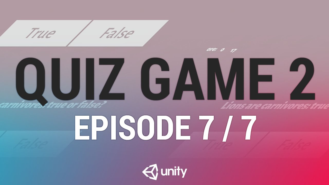 Quiz Game 2 - Questions and Answers [7/7] Live 2016/25/11