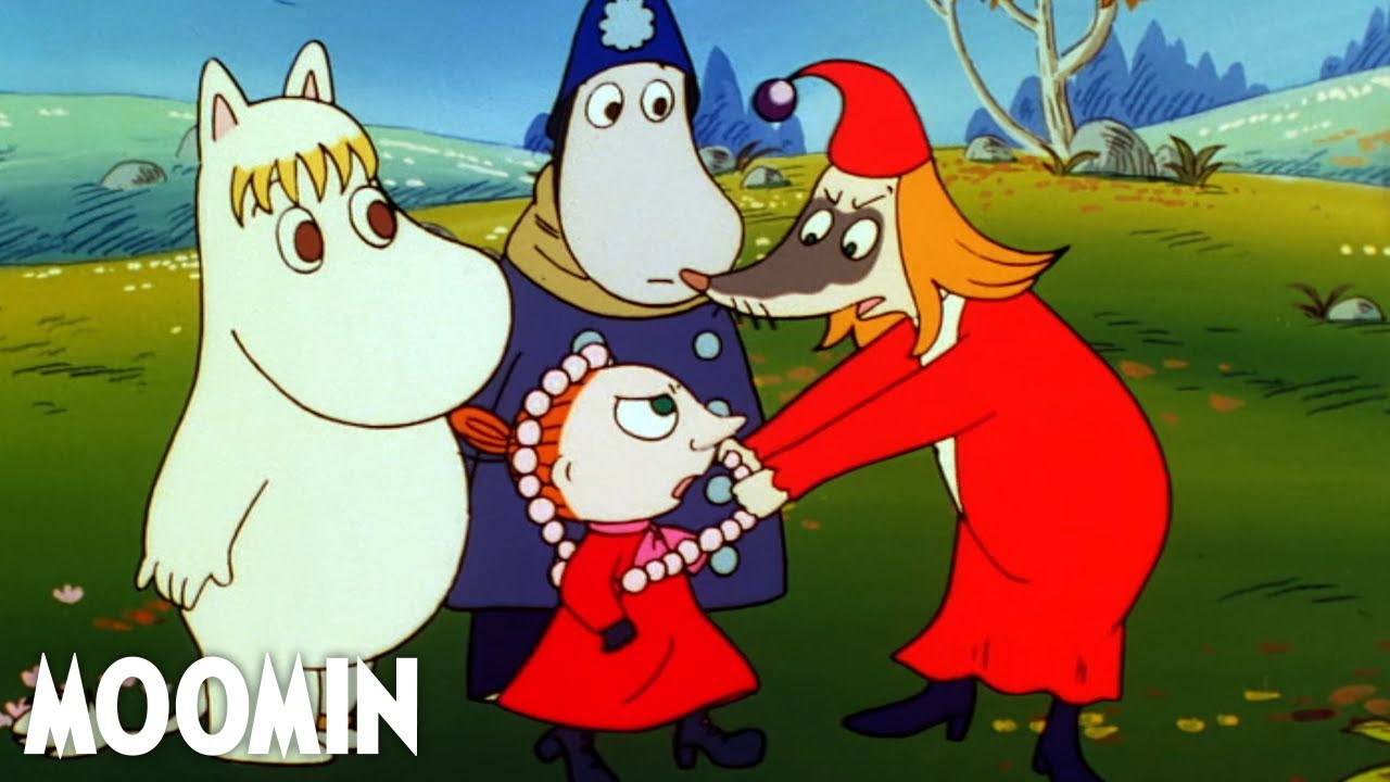 Adventures from Moominvalley EP33: The Spirit in the Lamp  Full Episode - YouTube
