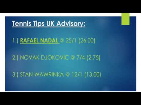 Australian Open 2017 Tennis Betting Tips | Tennis Tips UK Tournament Preview