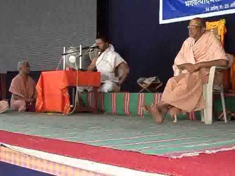Sringeri - Brahma Sutra - Adhyaya 4 Pada 1 & 2