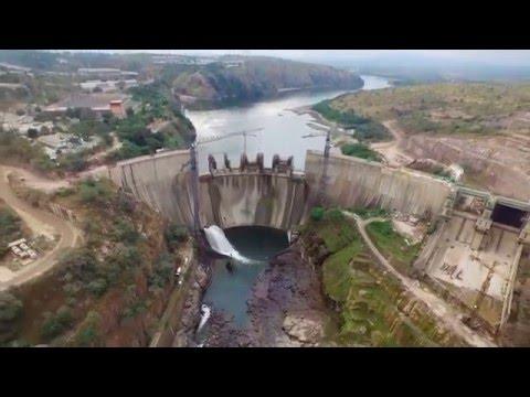 Aproveitamento Hidroeléctrico Cambambe - Angola