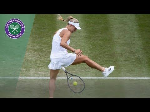 Day 2 Hot Shots at Wimbledon 2019