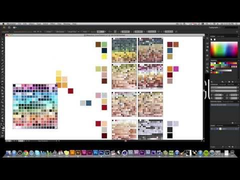 Color Indexing: Choosing a Color Palette | Perplexity Pictures