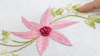 Ideias criativas de bordado de mão para roupas