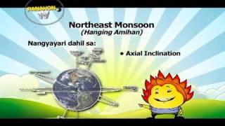 NAPAPANAHONG KAALAMAN: Northeast Monsoon o Amihan