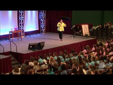 Stephanie Davis - Saturday Women's Session - 2013 Steubenville Main Campus 2