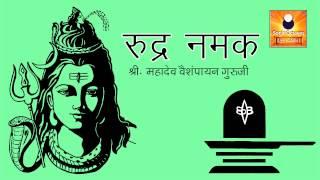 Rudra Namak by Shri. Mahadev Vaishampayan Guruji