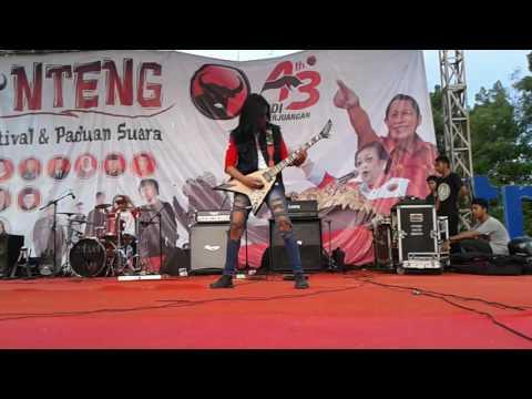 Rock Soul Rose - National Anthem Live at EX-MTQ Kendari, Sulawesi Tenggara