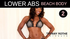 Lean Lower Abs Workout part 2 | Get your abs bikini ready! | TiffanyRotheWorkouts