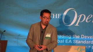 The Open Group - The Rise Of Architecture - Gene Kim #DevOps