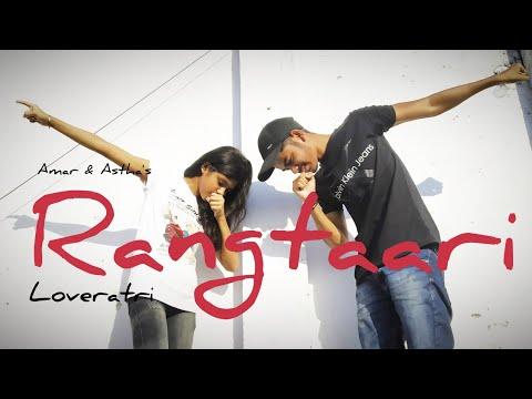 Rangtaari Dance Video   Loveratri   Yo Yo Honey Singh   Aayush Sharma   Tanishk Bagchi   Dance Cover