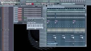 Dj Music Tone -- Ebash Full (Original Mix) Image-Line FL Studio 10 Fruity loops