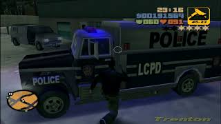 Let's play Grand Theft Auto III Episode 6 who am I working for?