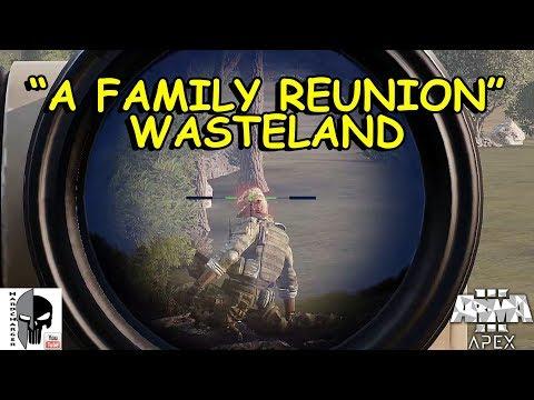 Arma 3 Wasteland: