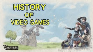 History of Valkyria ヴァルキーリア (2008-2017) - Video Game History