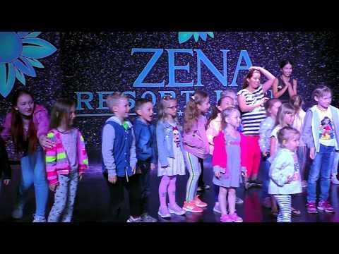 Мини ДИСКО в Zena Resort Hotel. Веселое ДИСКО для малышей с забавными аниматорами