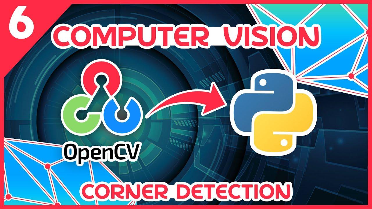 OpenCV Python Tutorial - Corner Detection