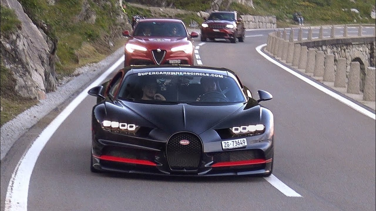 Supercars Owner Circle 2019 - Acceleration SOUND on the Furka Pass! Must  Watch!