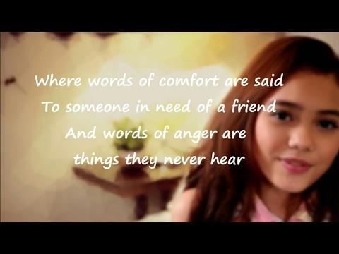 Krystal Brimner - Find me that place (lyrics)