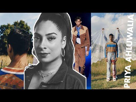 Who Is PRIYA AHLUWALIA?   The Woman Bringing A Cultural Explosion To Fashion