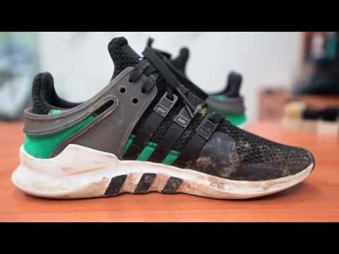 The Best Way to Clean Vomit Off Your Sneakers