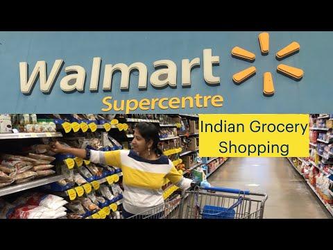 Walmart Shopping In Vancouver | గ్రోసరీ షాపింగ్ | EYe4Anitha