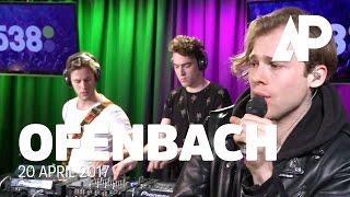 Ofenbach – Be Mine (live) | De Avondploeg