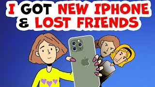 I Got New Iphone Andamp Lost Friends They Jealous