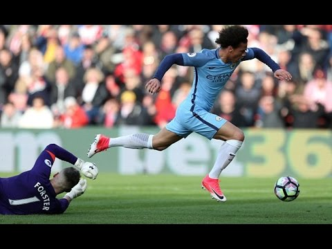 Southampton vs Manchester City 0-3 April 15th 2017 All Goals and Highlights!